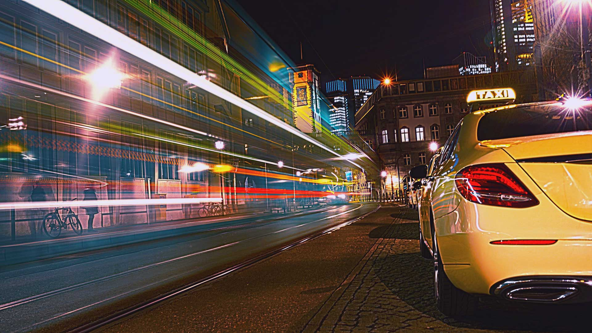 Taxi Frankfurt Rollstuhl